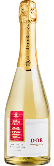 Sweet Sparkling Wine Muscat